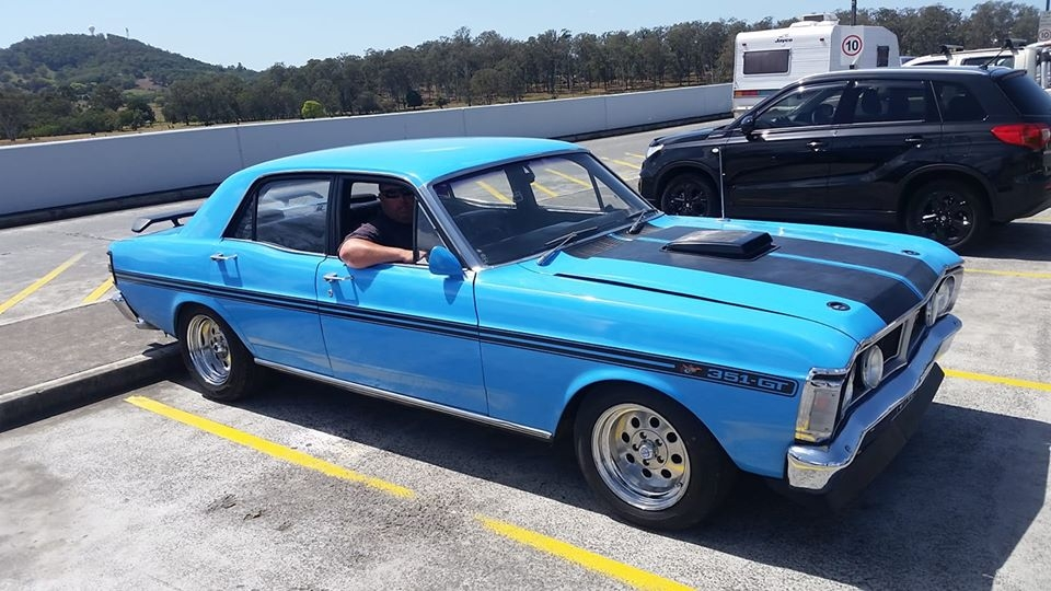 Falcon GT Owners Club QLD (7)